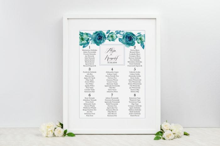 plan-stolow-weselnych-wianki-z-kokarda-niebieskie-roze-dodatki-ramka-papier-