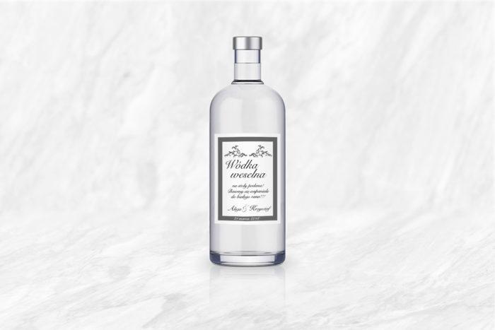 naklejka-na-alkohol-do-zaproszen-eleganckie-z-brylancikiem-szare-papier-bialy-samoprzylepny