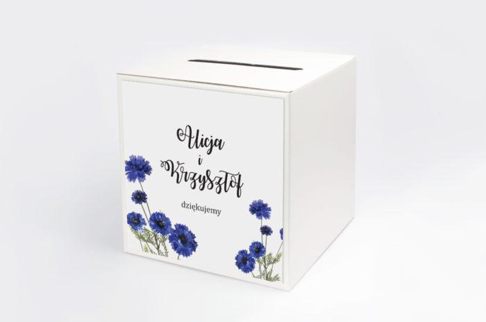 personalizowane-pudelko-na-koperty-kwiaty-chabry-papier-satynowany-pudelko-na-koperty