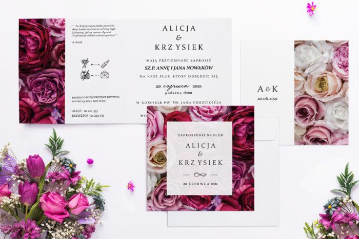 zaproszenie-slubne-fotograficzne-kwiaty-wzor-1-papier-matowy-koperta-bez-koperty