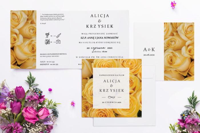 zaproszenie-slubne-fotograficzne-kwiaty-wzor-13-papier-matowy-koperta-bez-koperty