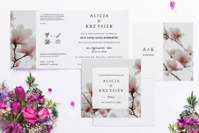 zaproszenie-slubne-fotograficzne-kwiaty-wzor-14-papier-matowy-koperta-bez-koperty