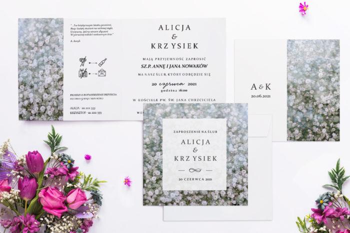 zaproszenie-slubne-fotograficzne-kwiaty-wzor-16-papier-matowy-koperta-bez-koperty