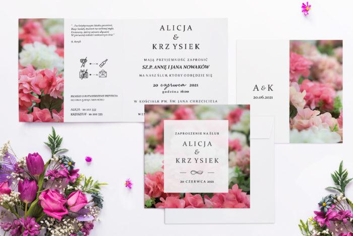 zaproszenie-slubne-fotograficzne-kwiaty-wzor-17-papier-matowy-koperta-bez-koperty