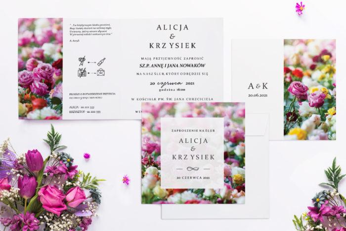 zaproszenie-slubne-fotograficzne-kwiaty-wzor-20-papier-matowy-koperta-bez-koperty