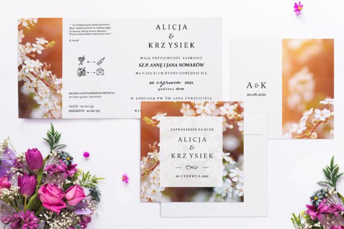 zaproszenie-slubne-fotograficzne-kwiaty-wzor-22-papier-matowy-koperta-bez-koperty