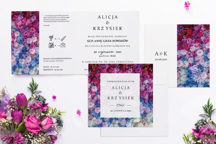 zaproszenie-slubne-fotograficzne-kwiaty-wzor-25-papier-matowy-koperta-bez-koperty