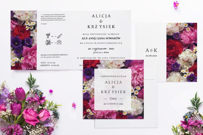 zaproszenie-slubne-fotograficzne-kwiaty-wzor-26-papier-matowy-koperta-bez-koperty