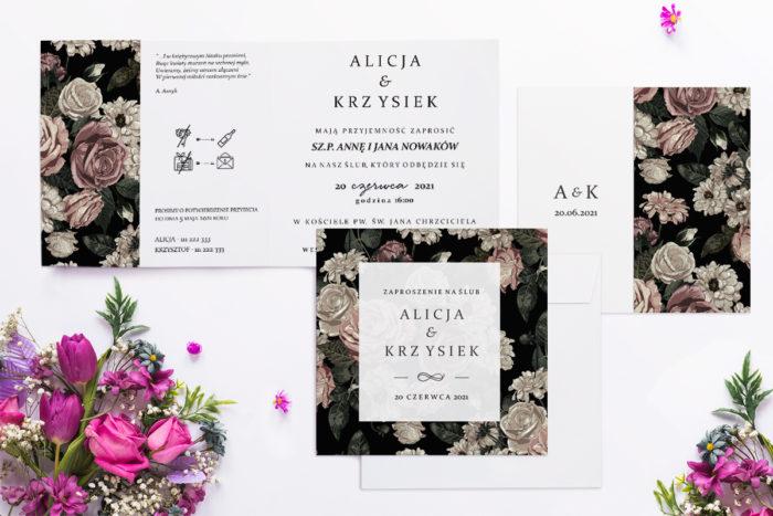 zaproszenie-slubne-fotograficzne-kwiaty-wzor-27-papier-matowy-koperta-bez-koperty