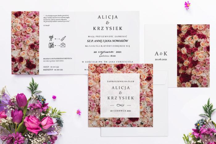 zaproszenie-slubne-fotograficzne-kwiaty-wzor-5-papier-matowy-koperta-bez-koperty