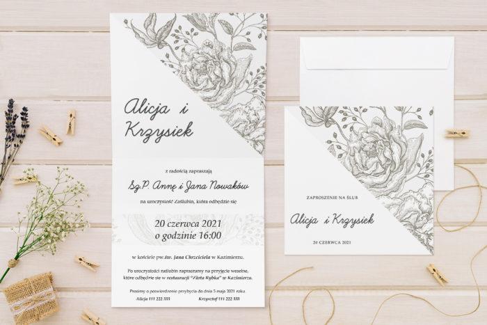 zaproszenie-slubne-kwiatowe-tla-wzor-1-papier-matowy-koperta-bez-koperty