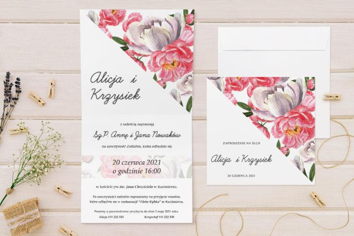 zaproszenie-slubne-kwiatowe-tla-wzor-10-papier-matowy-koperta-bez-koperty
