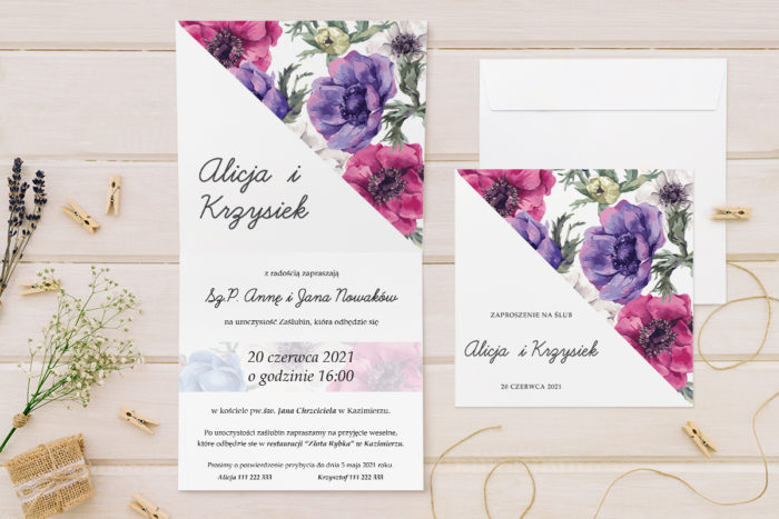 zaproszenie-slubne-kwiatowe-tla-wzor-12-papier-matowy-koperta-bez-koperty