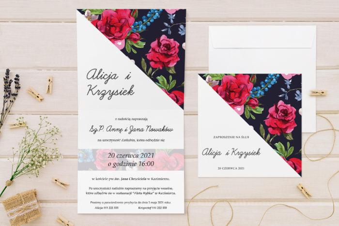 zaproszenie-slubne-kwiatowe-tla-wzor-16-papier-matowy-koperta-bez-koperty