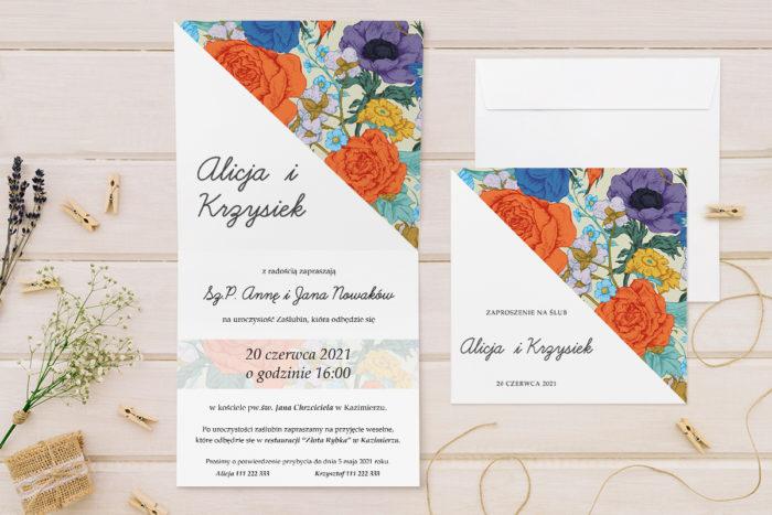 zaproszenie-slubne-kwiatowe-tla-wzor-18-papier-matowy-koperta-bez-koperty
