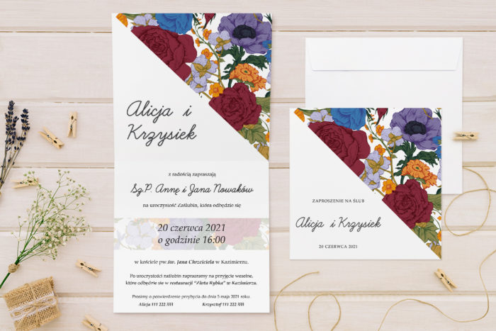 zaproszenie-slubne-kwiatowe-tla-wzor-19-papier-matowy-koperta-bez-koperty