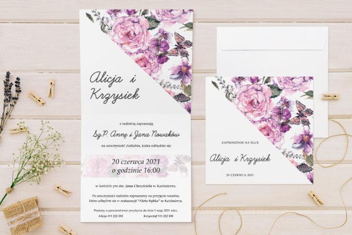 zaproszenie-slubne-kwiatowe-tla-wzor-20-papier-matowy-koperta-bez-koperty