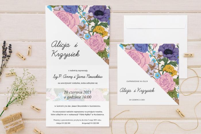 zaproszenie-slubne-kwiatowe-tla-wzor-21-papier-matowy-koperta-bez-koperty