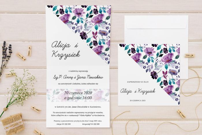 zaproszenie-slubne-kwiatowe-tla-wzor-23-papier-matowy-koperta-bez-koperty