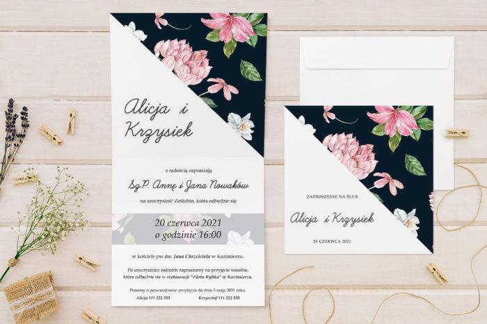 zaproszenie-slubne-kwiatowe-tla-wzor-24-papier-matowy-koperta-bez-koperty