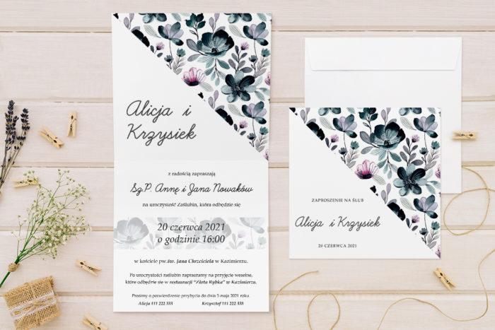 zaproszenie-slubne-kwiatowe-tla-wzor-26-papier-matowy-koperta-bez-koperty