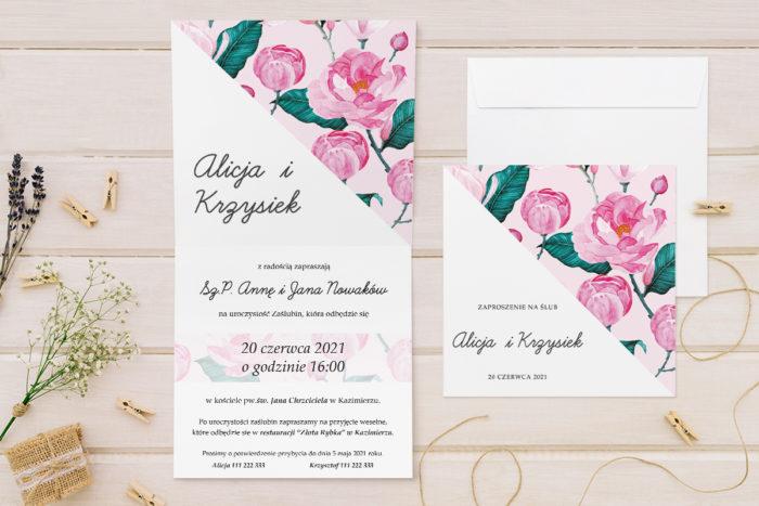 zaproszenie-slubne-kwiatowe-tla-wzor-3-papier-matowy-koperta-bez-koperty