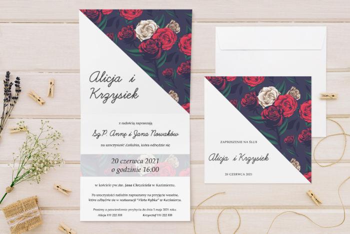 zaproszenie-slubne-kwiatowe-tla-wzor-4-papier-matowy-koperta-bez-koperty