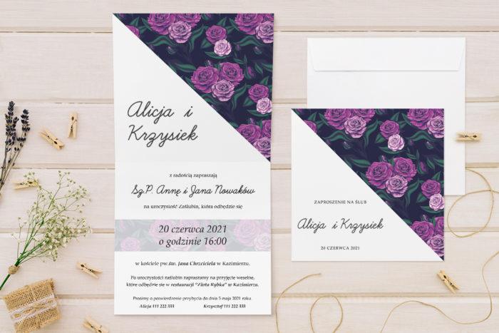 zaproszenie-slubne-kwiatowe-tla-wzor-5-papier-matowy-koperta-bez-koperty