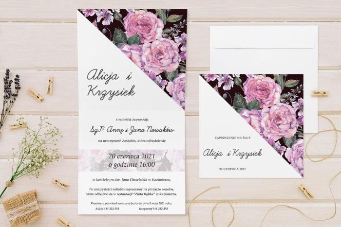 zaproszenie-slubne-kwiatowe-tla-wzor-6-papier-matowy-koperta-bez-koperty