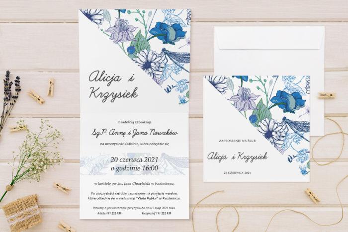 zaproszenie-slubne-kwiatowe-tla-wzor-7-papier-matowy-koperta-bez-koperty