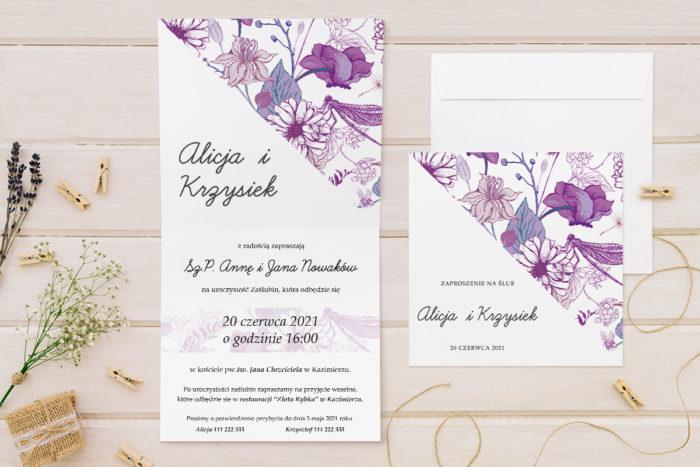 zaproszenie-slubne-kwiatowe-tla-wzor-8-papier-matowy-koperta-bez-koperty