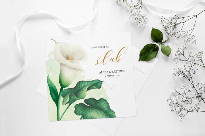 zaproszenie-slubne-namalowane-kwiaty-wzor-10-papier-matowy-koperta-bez-koperty