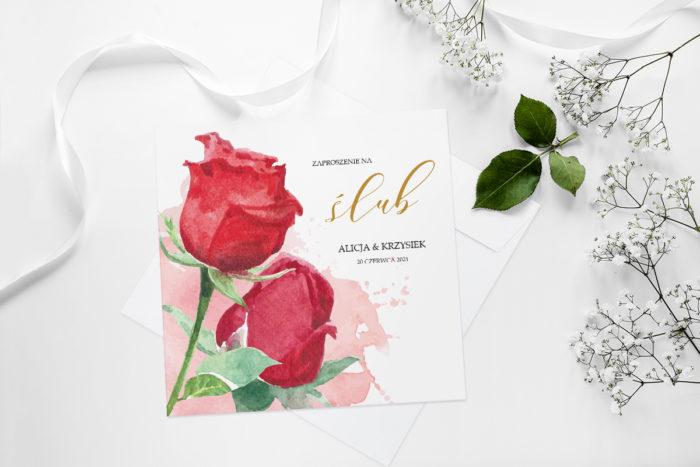 zaproszenie-slubne-namalowane-kwiaty-wzor-15-papier-matowy-koperta-bez-koperty