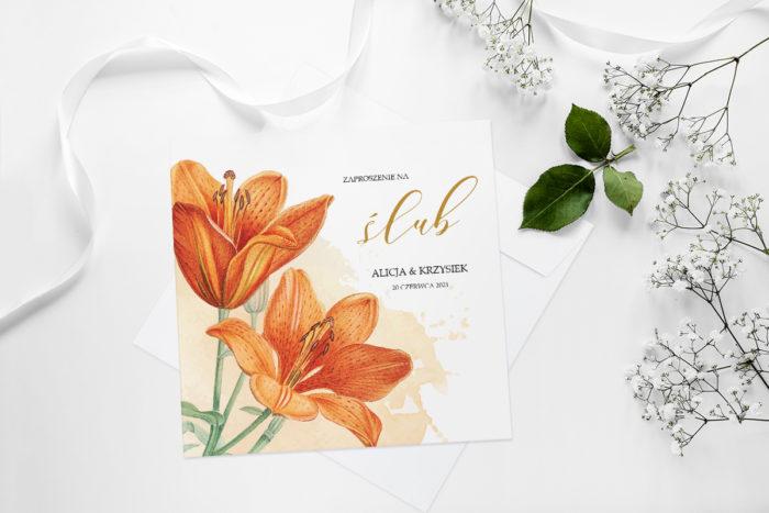 zaproszenie-slubne-namalowane-kwiaty-wzor-17-papier-matowy-koperta-bez-koperty