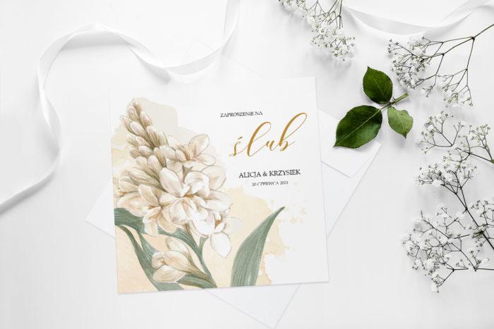 zaproszenie-slubne-namalowane-kwiaty-wzor-20-papier-matowy-koperta-bez-koperty
