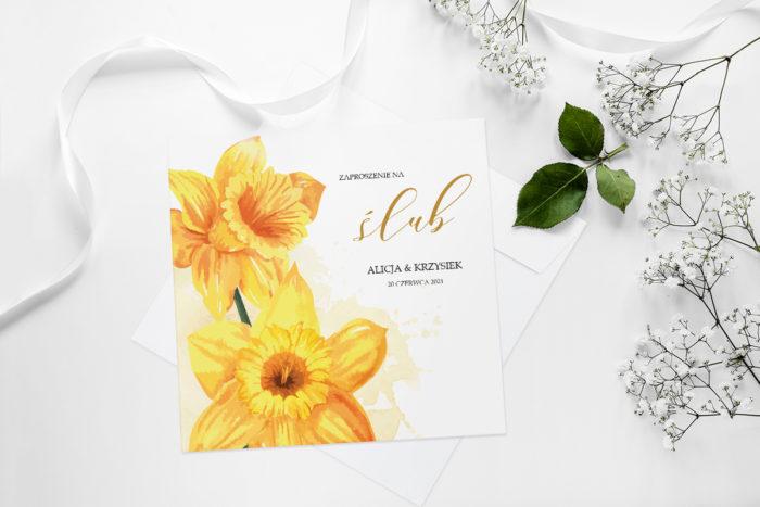 zaproszenie-slubne-namalowane-kwiaty-wzor-26-papier-matowy-koperta-bez-koperty
