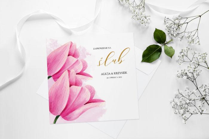 zaproszenie-slubne-namalowane-kwiaty-wzor-3-papier-matowy-koperta-bez-koperty
