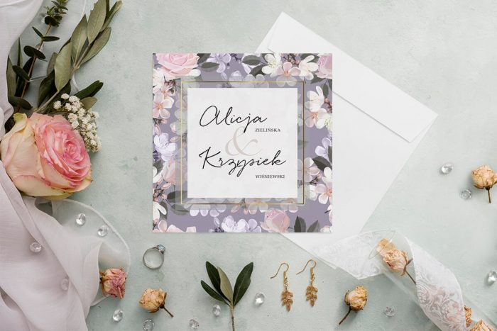 zaproszenie-slubne-kwiatowy-tyl-wzor-12-papier-matowy-koperta-bez-koperty