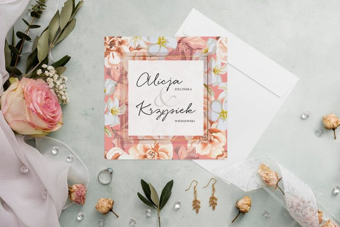 zaproszenie-slubne-kwiatowy-tyl-wzor-13-papier-matowy-koperta-bez-koperty