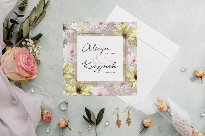 zaproszenie-slubne-kwiatowy-tyl-wzor-17-papier-matowy-koperta-bez-koperty