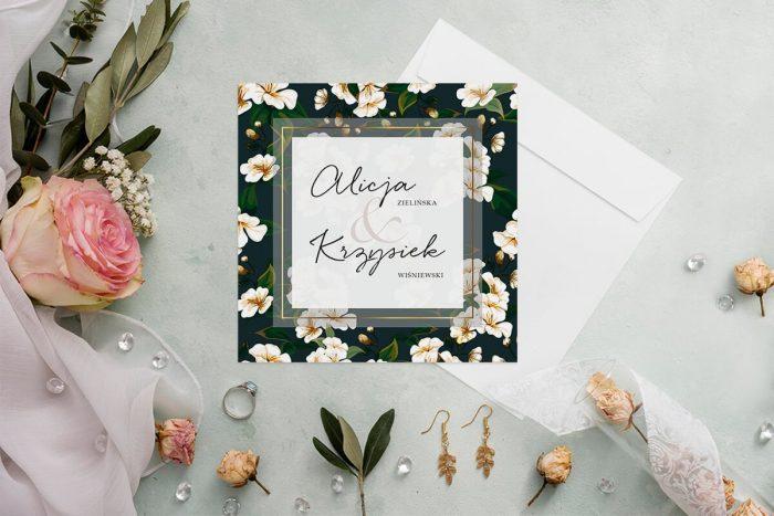 zaproszenie-slubne-kwiatowy-tyl-wzor-19-papier-matowy-koperta-bez-koperty