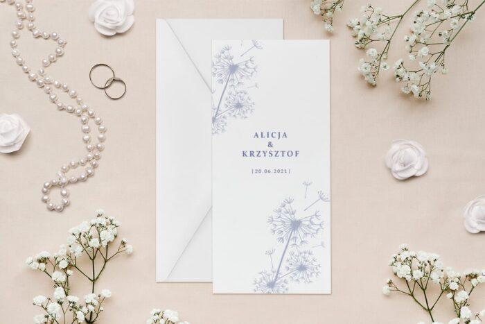 zaproszenie-slubne-rysunkowe-kwiaty-dl-wzor-2-papier--koperta-bez-koperty