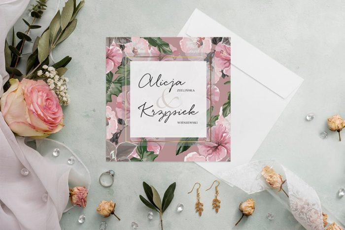 zaproszenie-slubne-kwiatowy-tyl-wzor-2-papier-matowy-koperta-bez-koperty