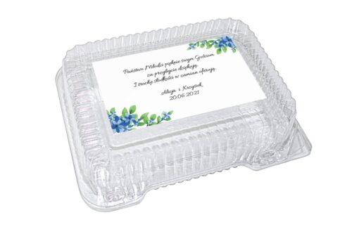 naklejka na pudełko plastikowe wzór 40
