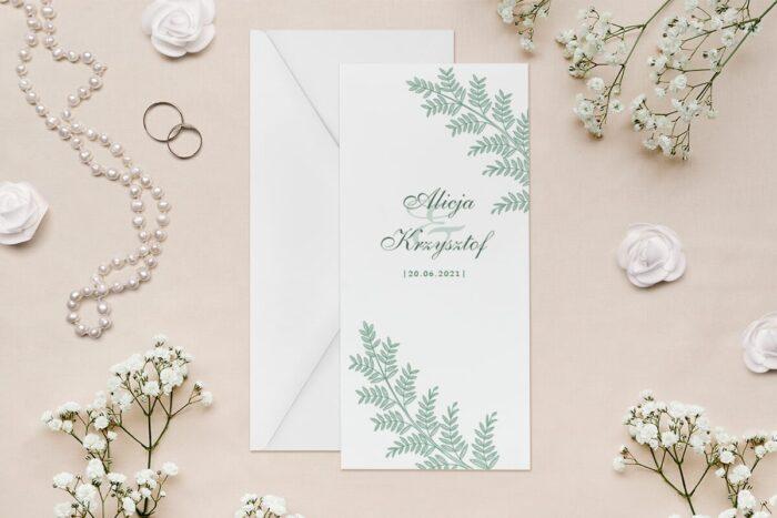 zaproszenie-slubne-rysunkowe-kwiaty-dl-wzor-7-papier--koperta-bez-koperty