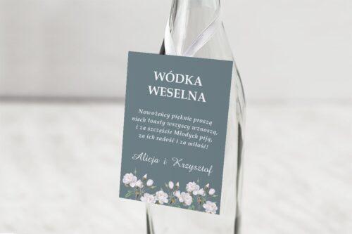 zawieszka na alkohol kwiaty nawami
