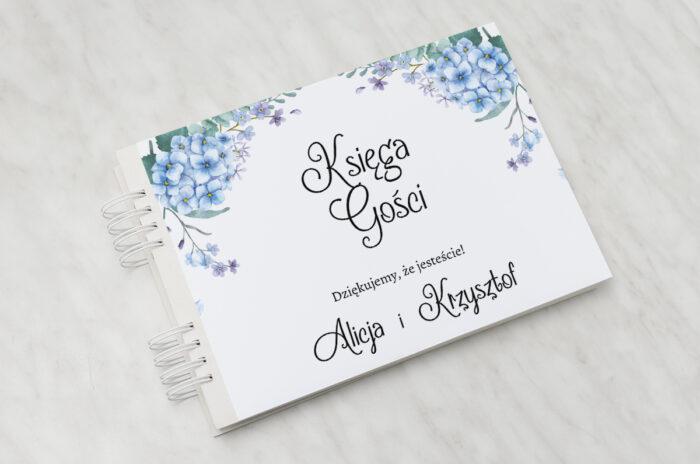 ksiega-gosci-ze-zdjeciem-i-sznurkiem-niebieskie-hortensje-papier-matowy-dodatki-ksiega-gosci