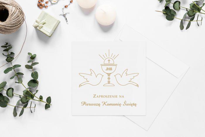 zaproszenia-na-komunie-kwadratowe-z-kwiatami-wzor-16-papier-matowy-koperta-k4-szara