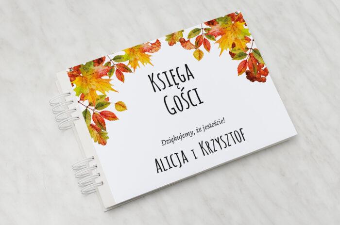ksiega-gosci-rustykalne-zaproszenie-slubne-kwiaty-jarzebina-papier-satynowany-dodatki-ksiega-gosci
