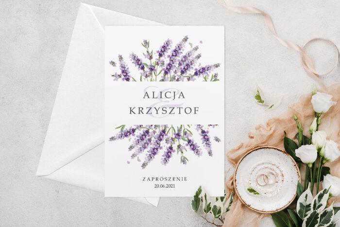 zaproszenie-slubne-jednokartkowe-z-kwiatami-wzor-15-papier-matowy-koperta-bez-koperty